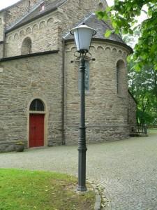 Altstadtlaterne Kirchplatz Morsbach_FotoCBuchen